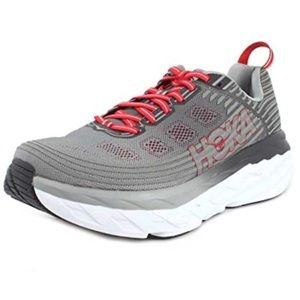 Hoka one one Bondi Grey Athletic Sport Sneakers